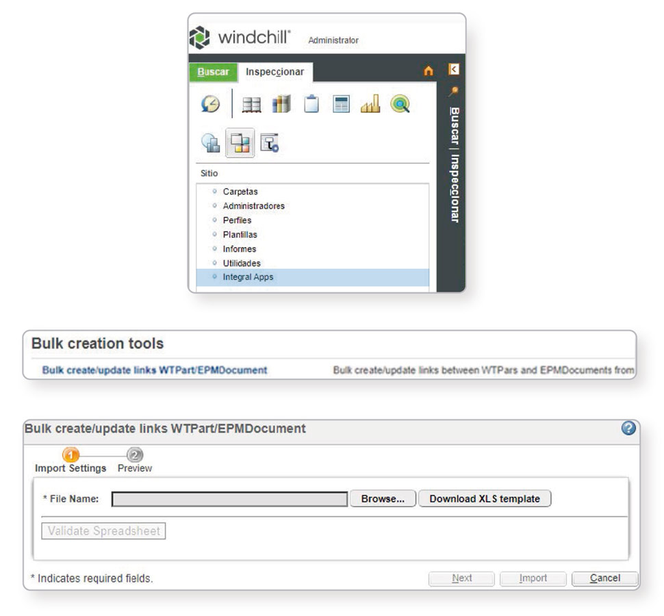 windchill-apps-bulk-creation-tools